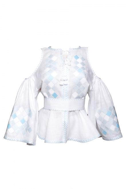 Inka Blouse in White 1