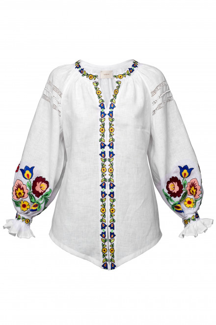 Neroli Blouse in White 1